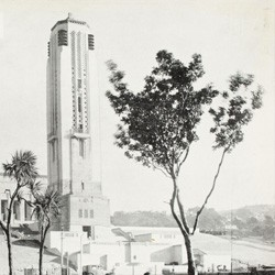 National War Memorial and Carillon, Wellington, 1932.